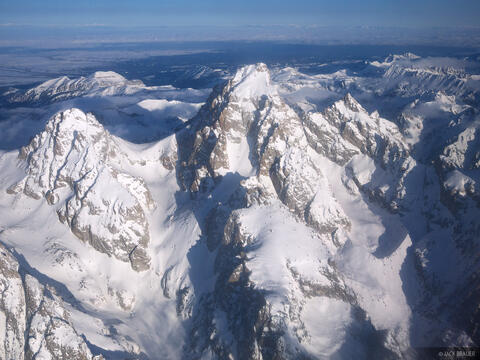 Tetons Aerial Photos