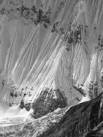 Yerupaja Snow Ridges