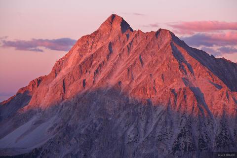 Capitol Peak Alpenglow
