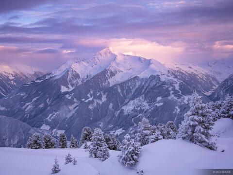 Ahornspitze Sunset