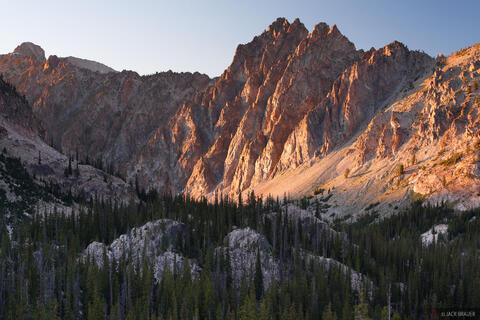 Baron Creek Peak
