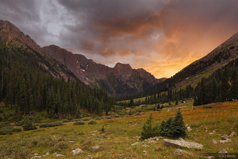 Chicago Basin Sunset
