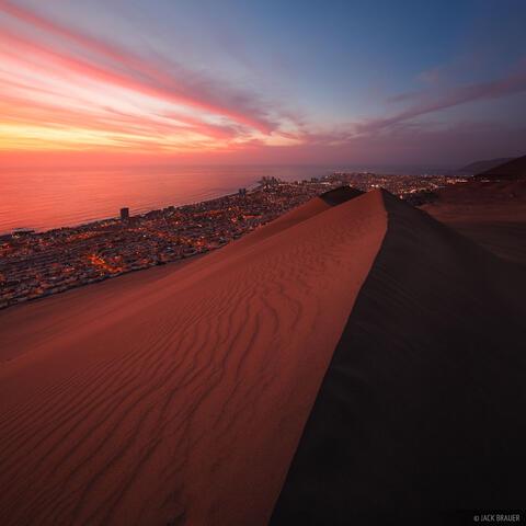 Cerro Dragon Sunset