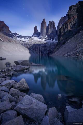 Las Torres Moonlight