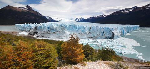 Glaciar Perito Moreno Panorama