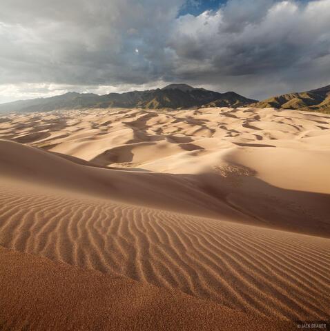 Light in the Sand Dunes