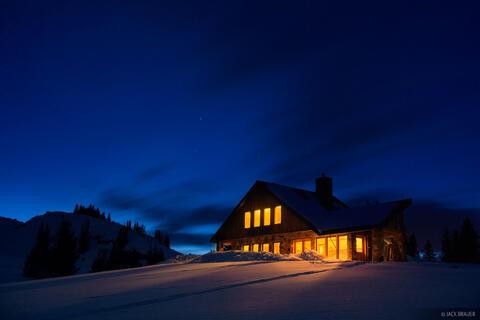 Fowler/Hilliard Hut
