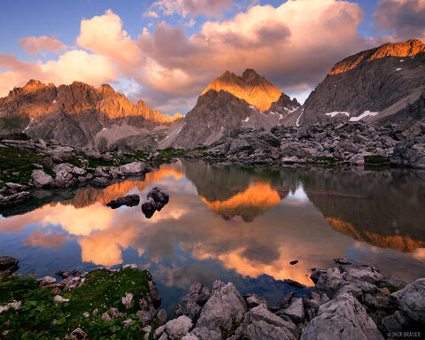 Dremelspitze Reflection