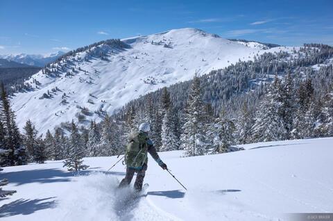 Fowler Hilliard Ski #3