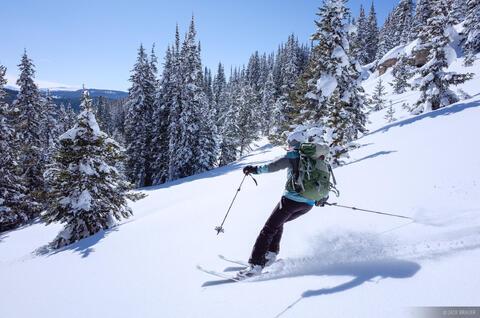 Fowler Hilliard Ski #5