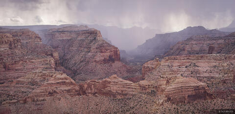 Little Grand Canyon Pano