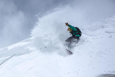 Snow Surf #2