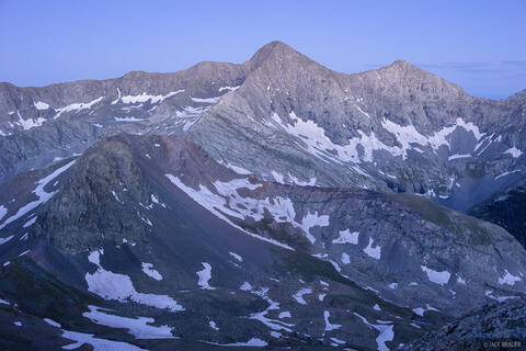 Blanca Peak Dawn #1