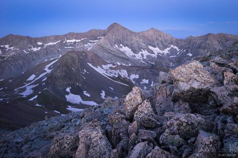 Blanca Peak Dawn