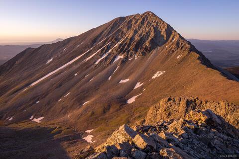 Mt Lindsey Morning