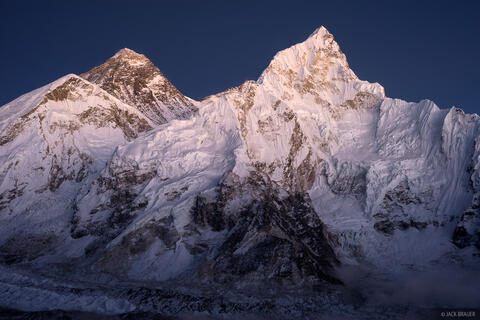 Khumbu Three Pass Trek