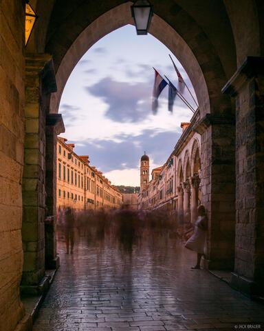Dubrovnik Archway