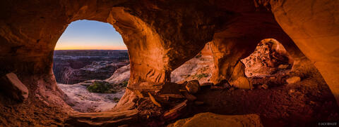 Canyon Windows Dawn