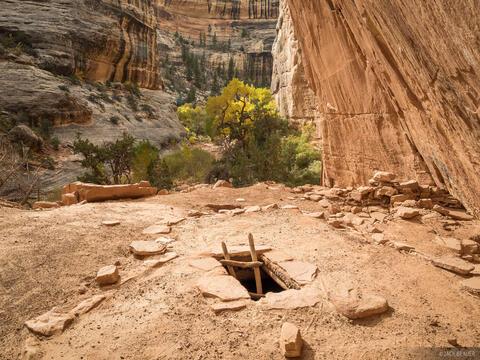 White Canyon Kiva