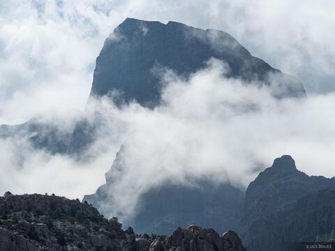 Notch Peak Clouds