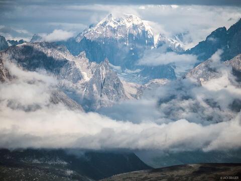 Alaska Range Clouds