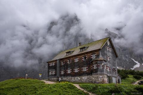 Cloudy Falkenhütte