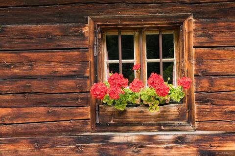 Engalm Window