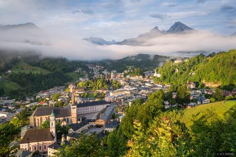 Berchtesgaden Morning