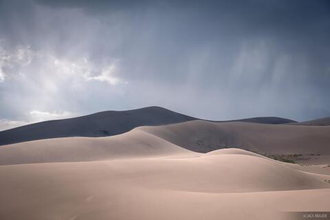 Dunes Rain Light