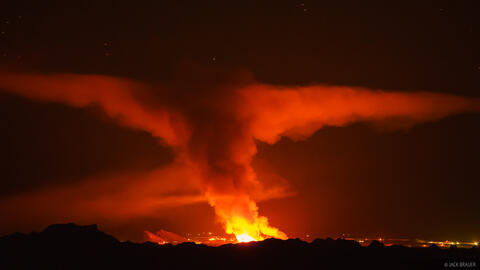 Yuma Wildfire