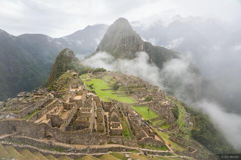 Salkantay Trek to Macchu Picchu