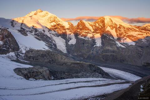 Bernina Sunrise