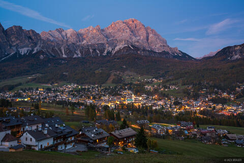 Cortina Dusk