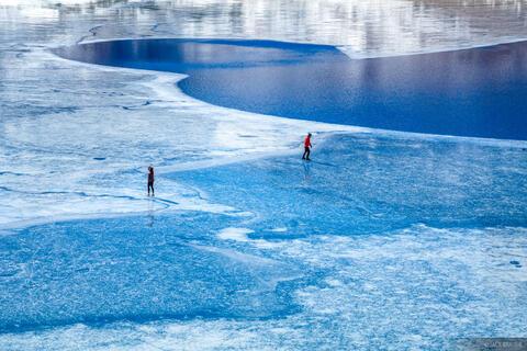 Ice Lakes Ice Skate 1