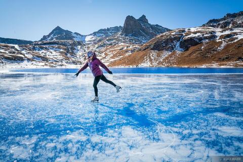 Ice Lakes Ice Skate 2