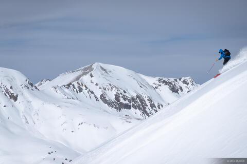 Rando Ridge Skier