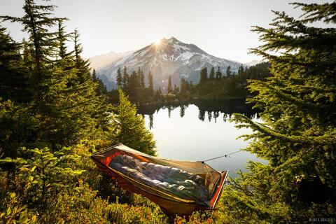 Lake Byrne Hammock Sunrise