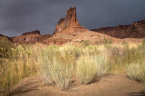 Sandstone Spire Spotlight