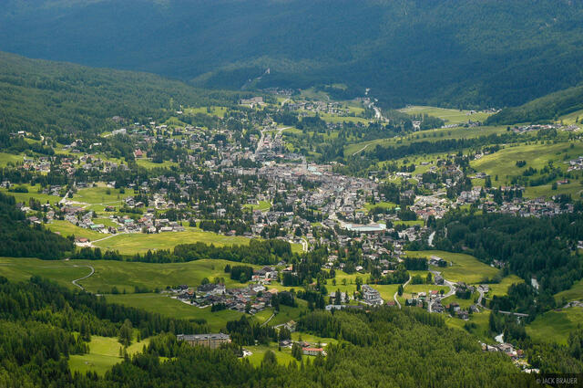 Dolomites, Europe, Italy, Cortina d' Ampezzo, Alps