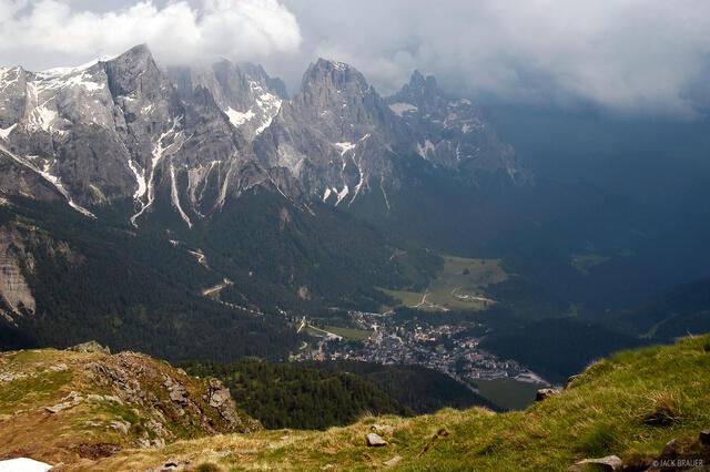 Cavallazza, San Martino di Castrozza, Dolomites, Italy, Alps