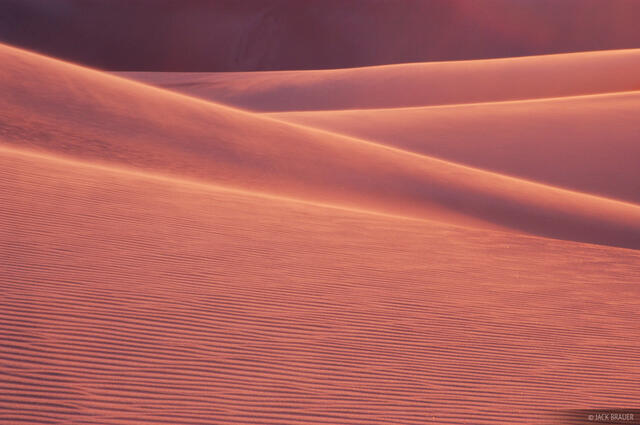 Great Sand Dunes, abstract, Colorado