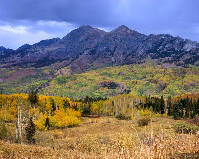 Mt. Owen, Ruby Peak, West Elk Mountains, Colorado, Raggeds Wilderness