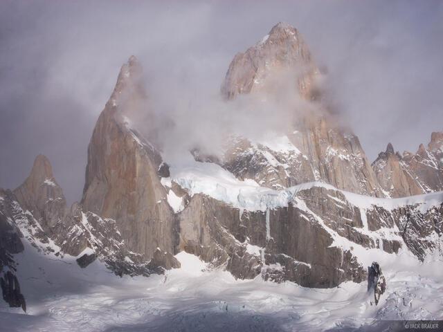 Monte Fitz Roy, Parque Nacional Los Glaciares, Argentina, Patagonia
