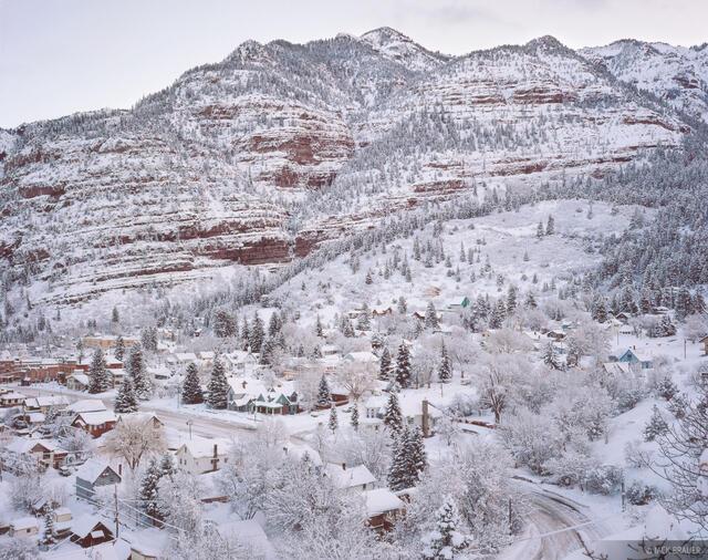 Winter Wonderland, Ouray, Colorado