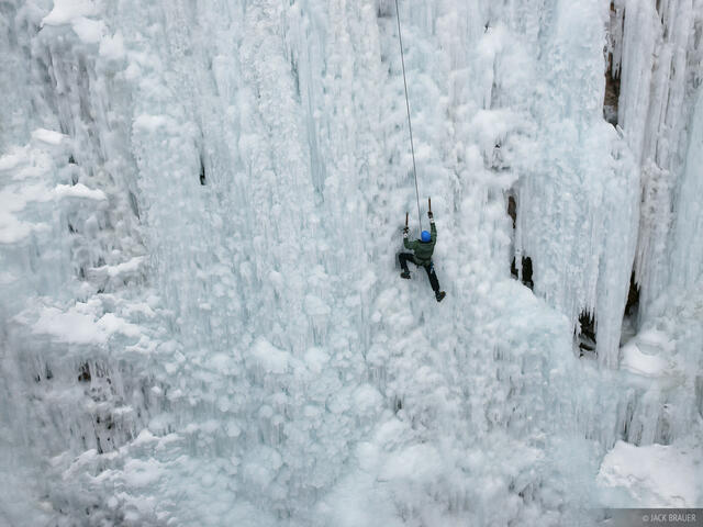 Ouray, Ice Park, Colorado, ice climbing