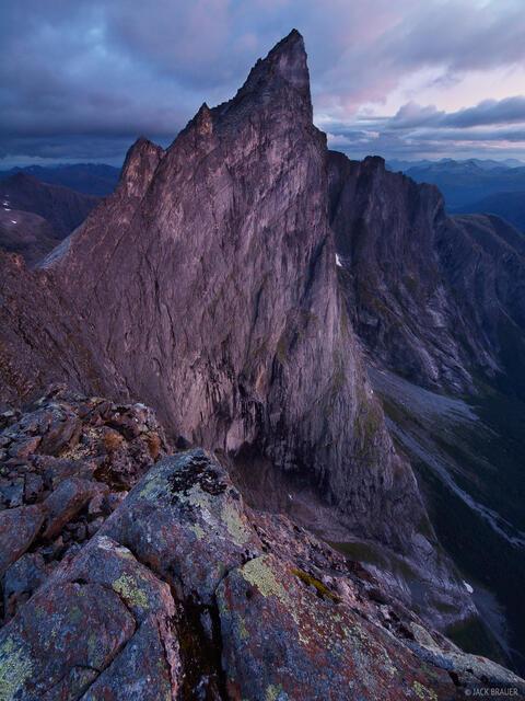 Trollveggen, Trollstinden, Romsdal, Romsdalen, Norway, Troll Wall