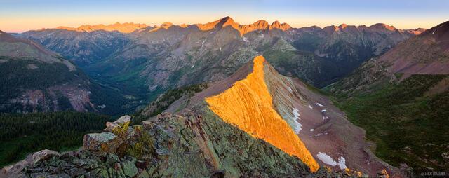 Ute Ridge Sunrise