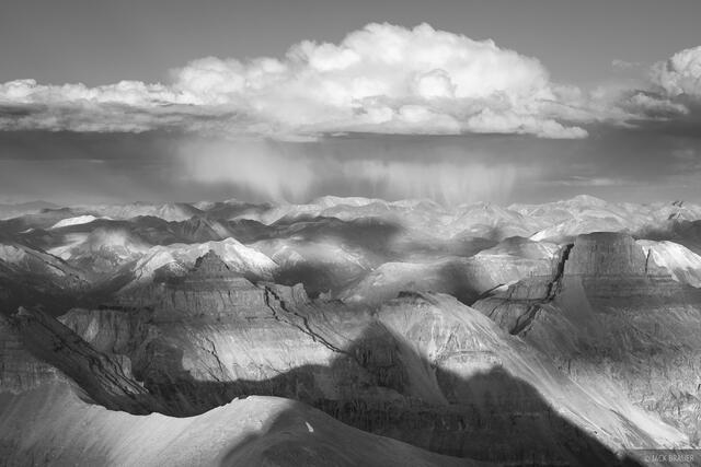 Colorado, Mt. Sneffels, San Juan Mountains, Sneffels Range