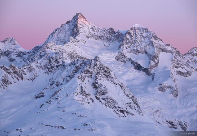 Gabelhorn, Zermatt, Switzerland, Ober Gabelhorn