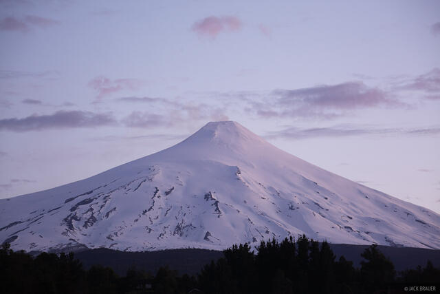 Volcán Villarica, Villarica, Pucón, Pucon, Chile